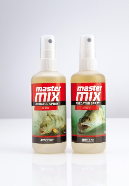 Predator Spray Master Mix 100 ml Štika