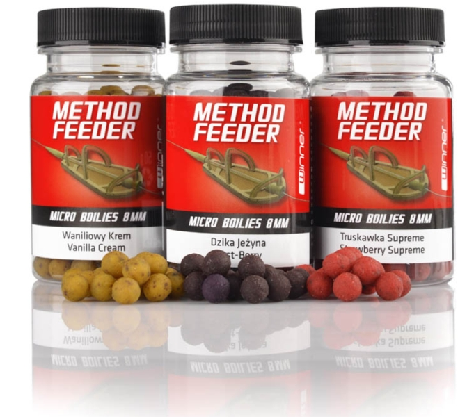 Method Feeder Boilies 8mm 50g