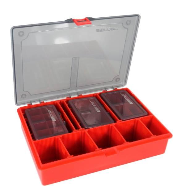 Method feeder pouzdro + 6 krabiček 27x20x5,5cm