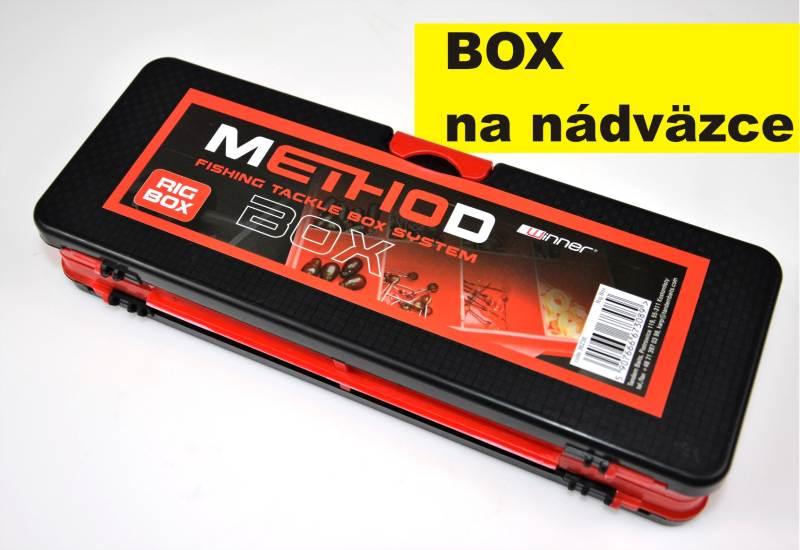 Method winner - box na hotové návazce 25 x 9 x 4,5cm