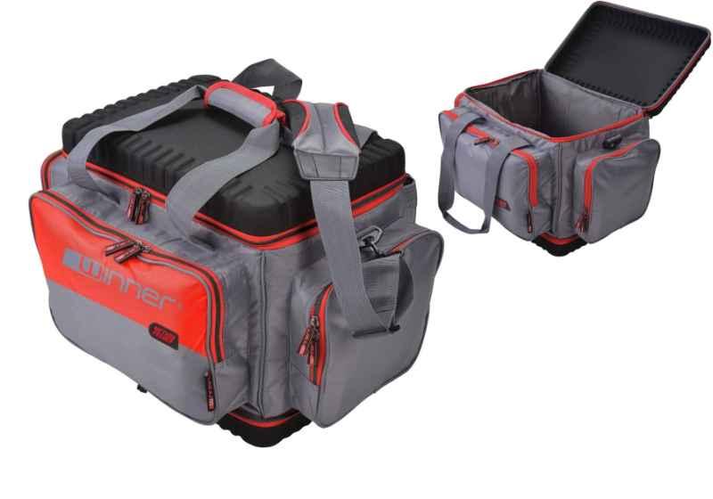 Rybářská přepravní taška - Winner Double Hard Base 45x30x30cm