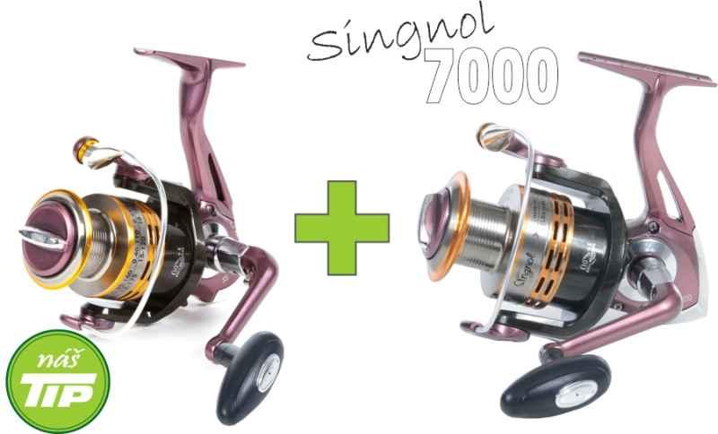 Navijáky SINGNOL Super Strong S 7000 set 1 + 1 zdarma