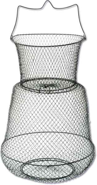 Drátěný vezírek Kruh 33x45cm, 12x12mm