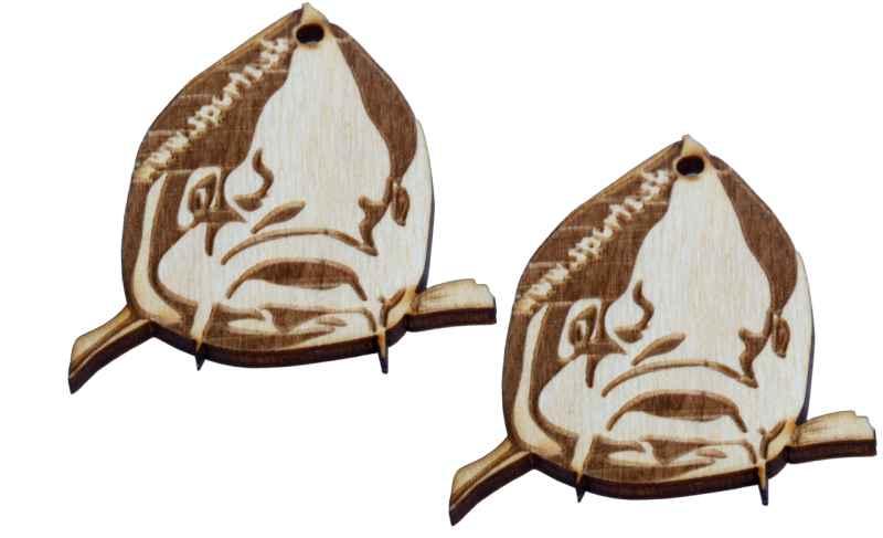 Rybářský přívěsem s logem SPORTS