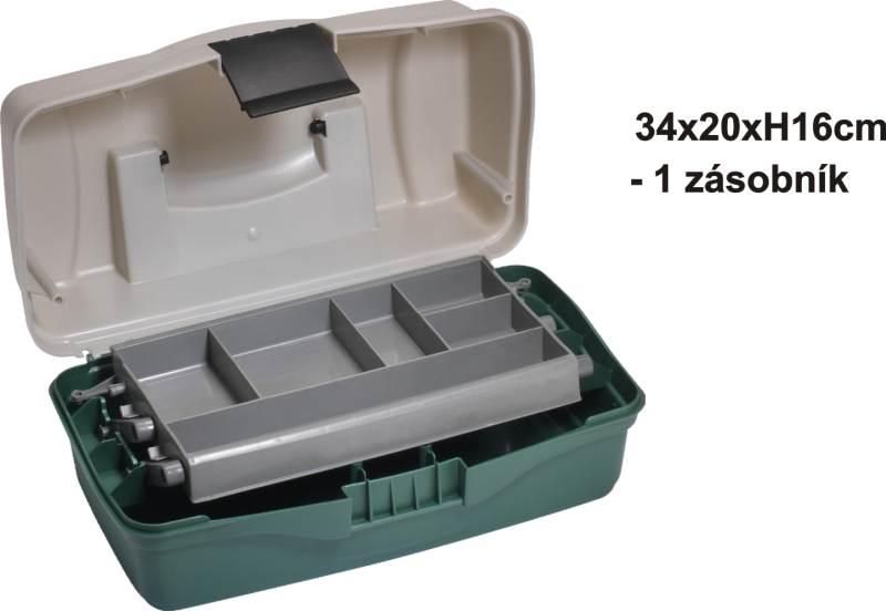 Kufřík jednopatrový 34x20x16cm