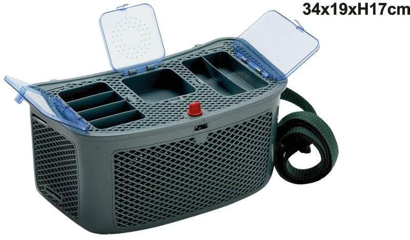 Košík DE LUXE soft, 3 krabičky