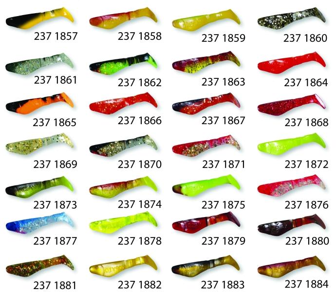 RELAX kopyto RK2 (5cm) 1k /bal25ks barva 1857