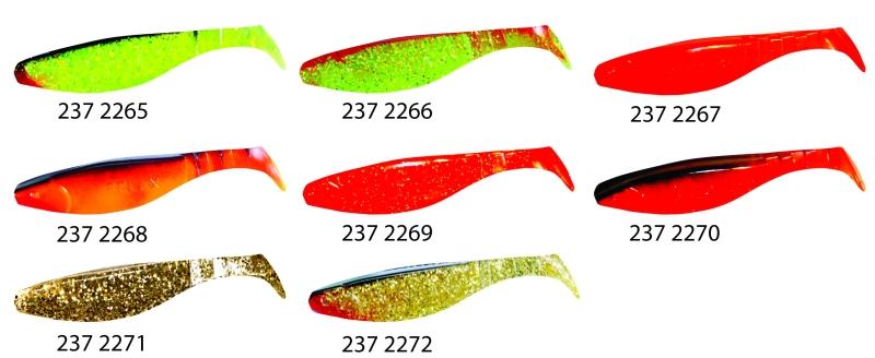 RELAX kopyto RK6 (15cm) 1ks/bal10ks barva 2265
