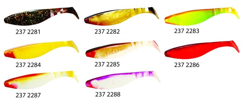 RELAX kopyto RK6 (15cm) 1ks/bal10ks barva 2281