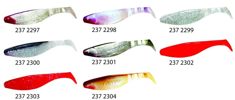 RELAX kopyto RK6 (15cm) 1ks/bal10ks barva 2297