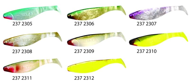 RELAX kopyto RK6 (15cm) 1ks/bal10ks barva 2305