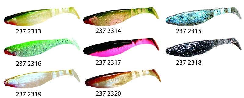 RELAX kopyto RK6 (15cm) 1ks/bal10ks barva 2313