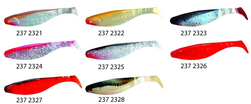 RELAX kopyto RK6 (15cm) 1ks/bal10ks barva 2321
