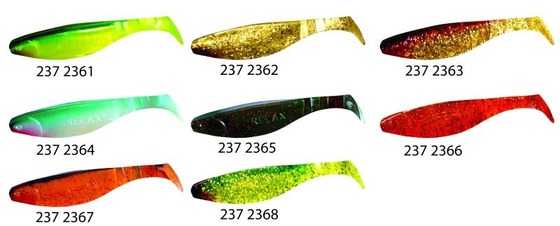 RELAX kopyto RK6 (15cm) 1ks/bal10ks barva 2361
