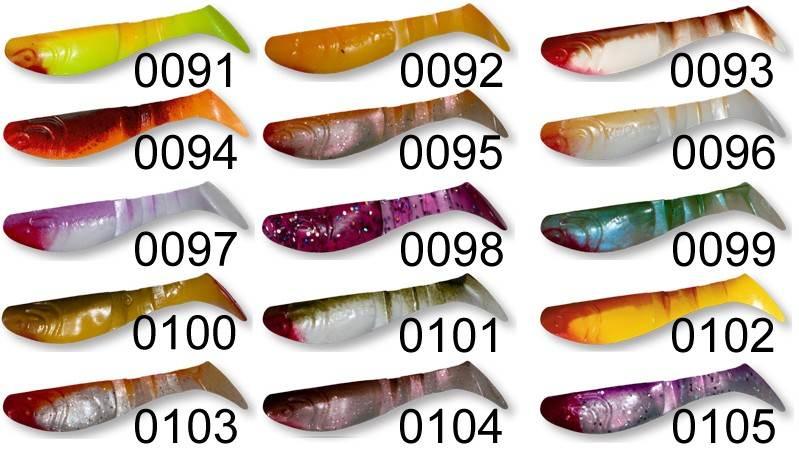 RELAX kopyto RK3-7,5cm 10ks v bal. barva 0091