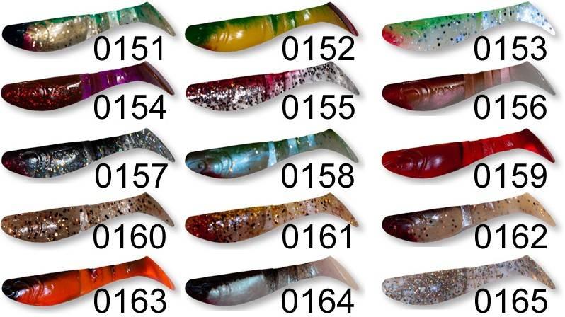 RELAX kopyto RK3-7,5cm 10ks v bal. barva 0151