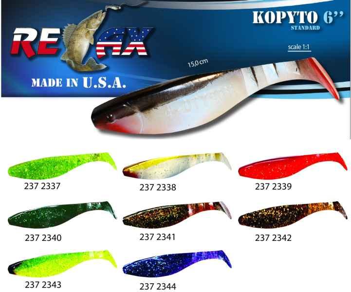 RELAX kopyto RK6 (15cm) cena 1ks/bal5ks 2337
