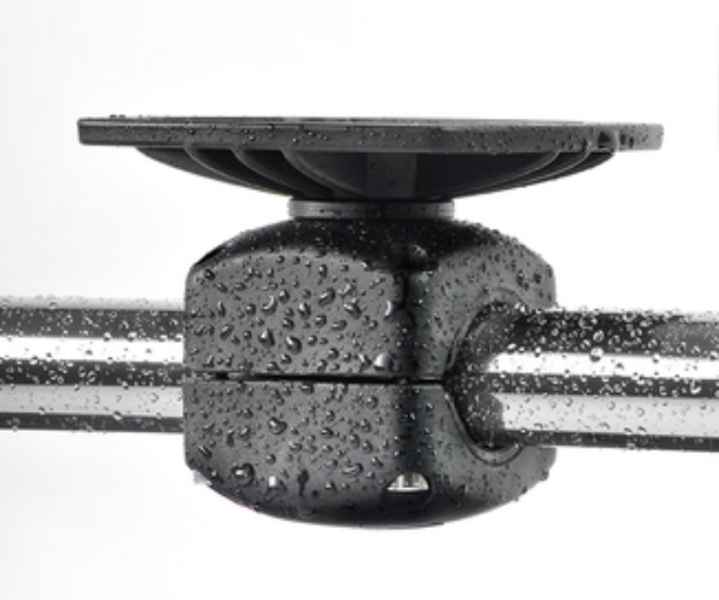 Fixed rail mount - rail clamp