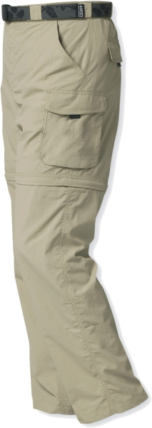 ZIP ZONE kalhoty/kraťasy GEOFFAnderson pískové M