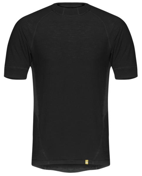GEOFF spodní prádlo OTARA 150 T-shirt (black) L