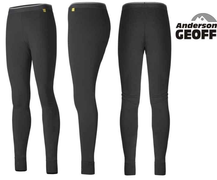 GEOFF spodní prádlo OTARA 150 pants (black) L