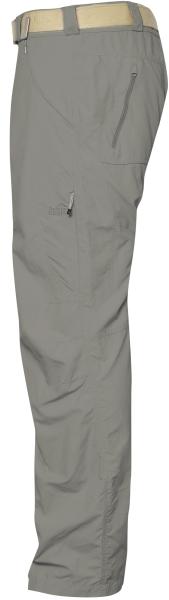 SUKUVU lehké kalhoty GEOFFAnderson hnědošedé XS