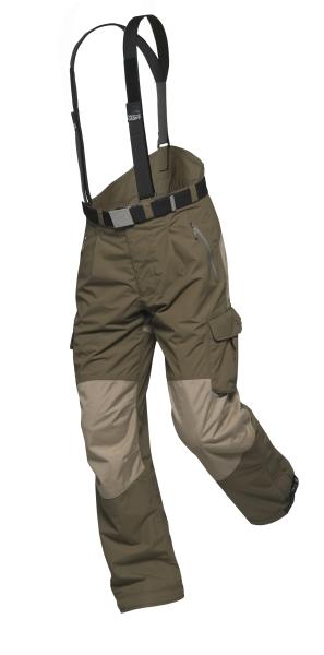 GEOFF membránové kalhoty URUS 4 hnědé vel.XS