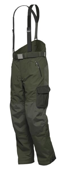 GEOFF membránové kalhoty URUS 4 zelené vel.XS