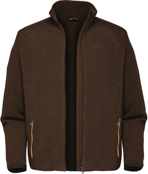 DOOZER Fleece bunda (brown / hnědá) vel.XS