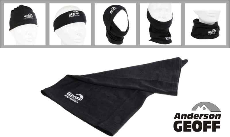 Geoff Anderson Multifunkční šátek - 18,5micron