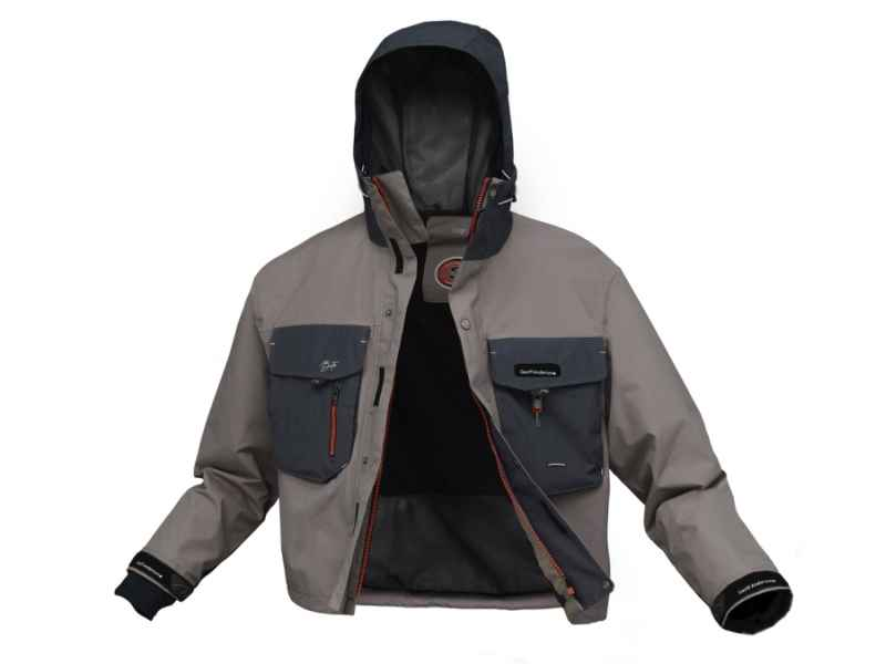 Bunda Geoff Anderson Buteo jacket - šedá L