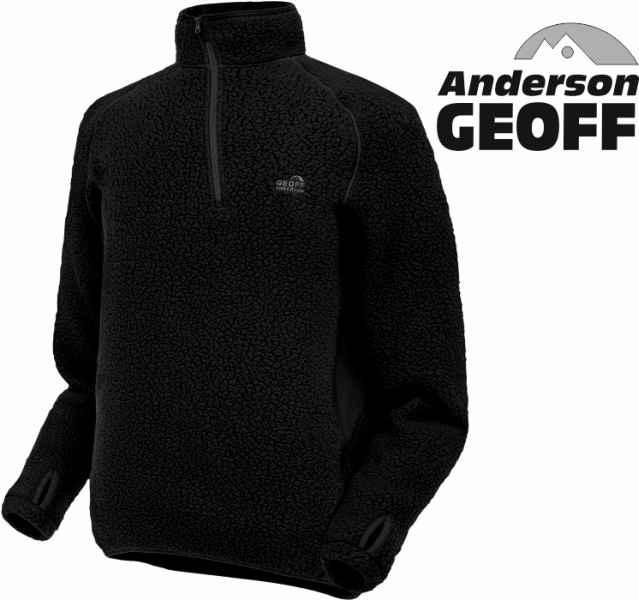 Thermal 3 pullover Geoff Anderson - černý S