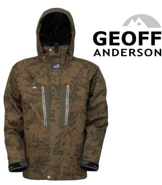 Bunda Geoff Anderson Dozer 6 maskáč vel.XXXXL