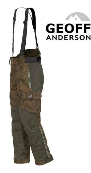 Kalhoty Geoff Anderson Urus 6 maskáč vel.XXXXL