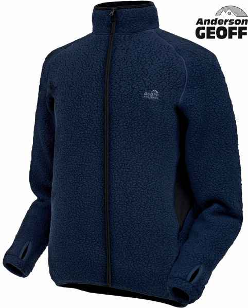 Thermal 3 pullover Geoff Anderson - modrý XXXL