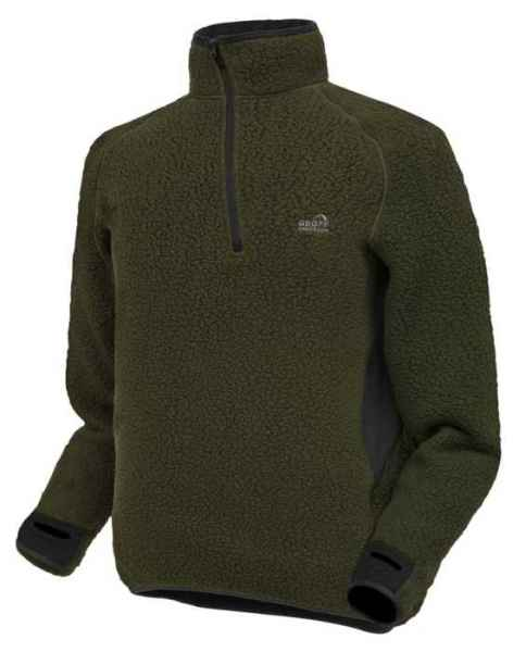 Thermal 3 pullover Geoff Anderson - zelený Jumbo X