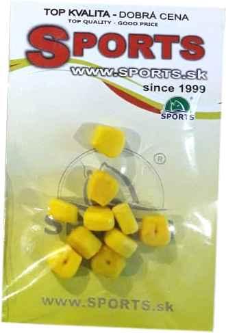 Pop up umělá kukuřice s otvorem na zarážku