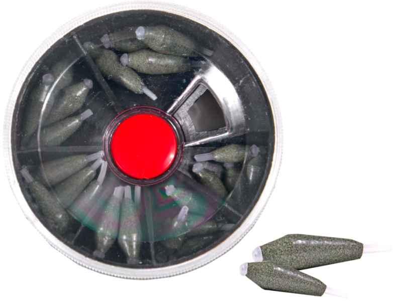 Inline zátěž MIX 1 až 4mm