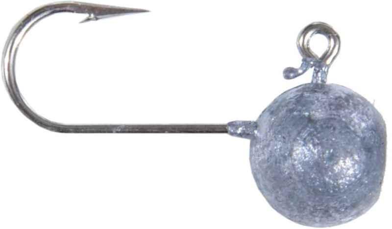 Jigové hlavička MICRO nebarvený 1g / 20ks délka 10mm
