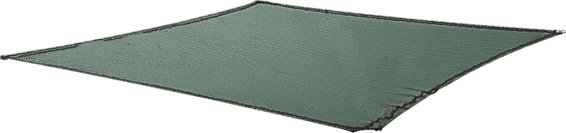 Náhradní čeřenová siť 1x1m - zelená