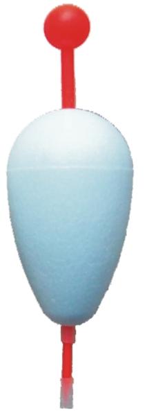 Splávek polystyrénový bílý KP 4 B - 4g