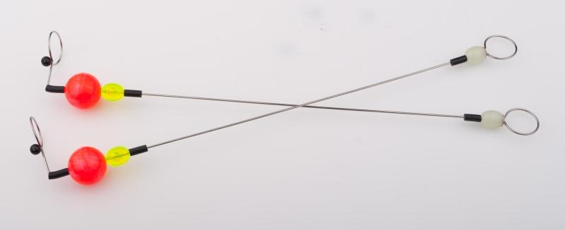 Signalizátor swinger ťukátko červené cena za 2ks