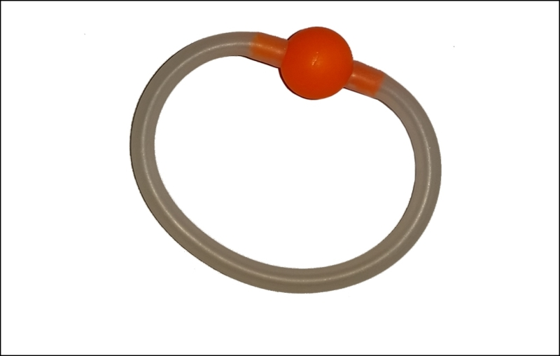 Signalizátor záberu kroužek silikónový 60mm