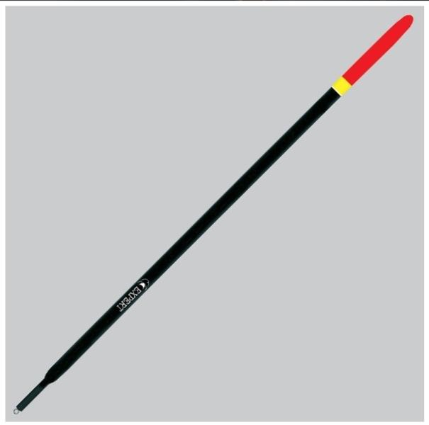Rybářský balzový splávek(průběžný)EXPERT 0,5g/13cm