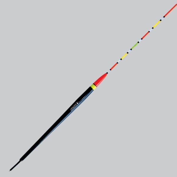 Rybářský balzový splávek (průběžný) 1g/27cm