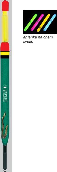 Balzový splávek (na živou nás.) EXPERT 6g/21cm