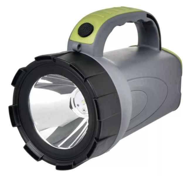 Rybářská dobíjecí CREE LED baterka svítivost 300lm
