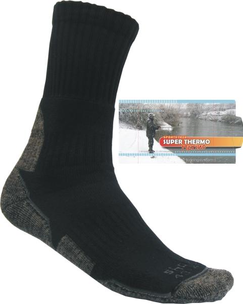Ponožky SUPER THERMO Merino 15ks + 3ZDARMA