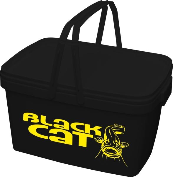 Přepravní, ochranný kbelík na příslušenství Black Cat