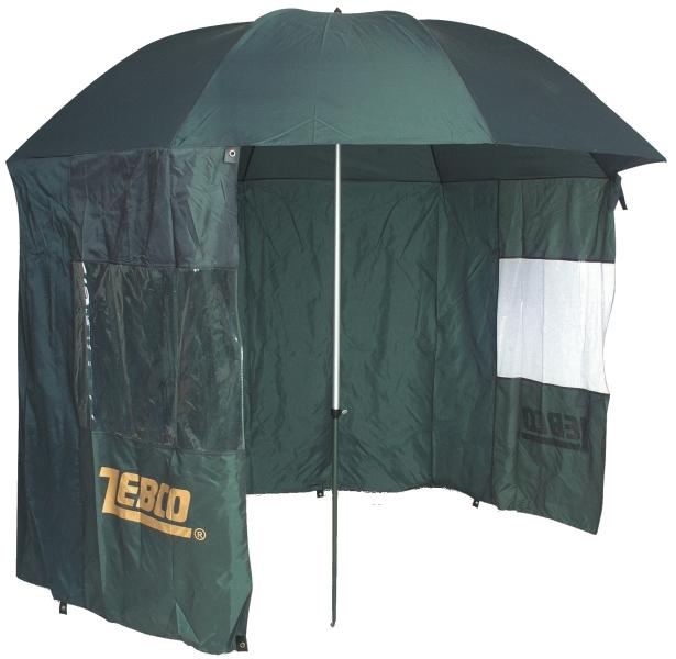 Deštník s bočnicemi Zebco storm pr. 2,50m